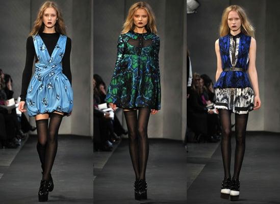 Proenza Schouler at New York Fashion Week, Autumn 2010