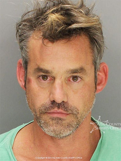 Buffy the Vampire Slayer Star Nicholas Brendon Arrested