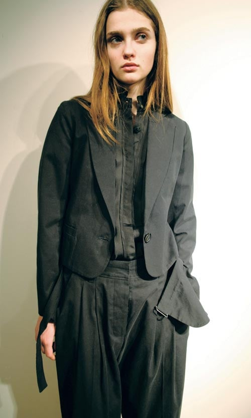 In The Showroom: Alice Ritter Fall 2009