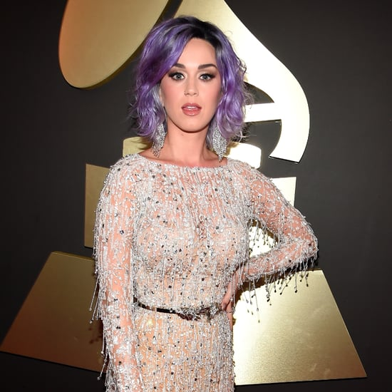 Katy Perry's Dress at the Grammy Awards 2015