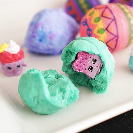 Shopkins Surprise Easter Egg Craft