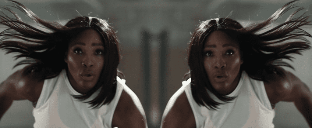 Leave It to Serena Williams to Make Side Skaters Look Like Ballet