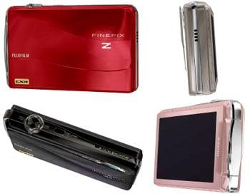 Photos of the Fujifilm FinePix z700 Camera