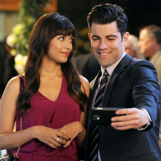 Schmidt and Cece GIFs From New Girl
