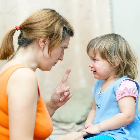 Disciplining Friends' Kids