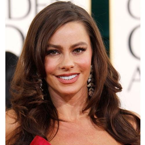 How to Get Sofia Vergara's Golden Globes Makeup
