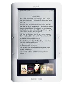 Nook 2 and Nook Lite Coming in 2010