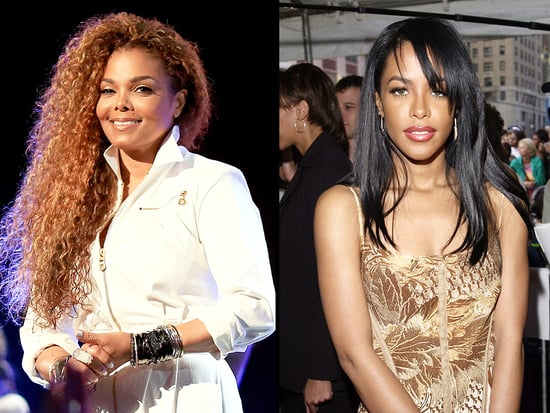 Janet Jackson Writes Note to Aaliyah on 14th Anniversary of Singer's Death