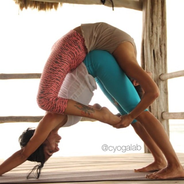 Watch 5 Best Yoga Moves For Weight Loss video