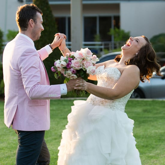 Jess and Dave's Wedding Pictures Married at First Sight 2016