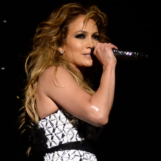 Jennifer Lopez Performing in Morocco   Video