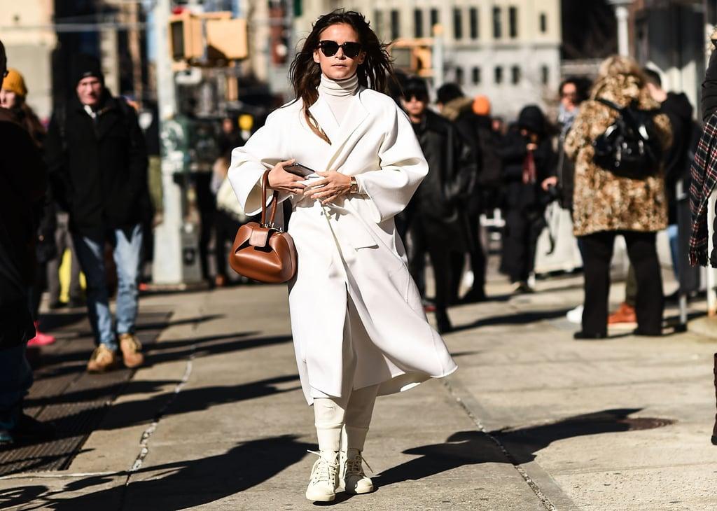 New York Fashion Week Street Style Fall 2016 Popsugar Fashion