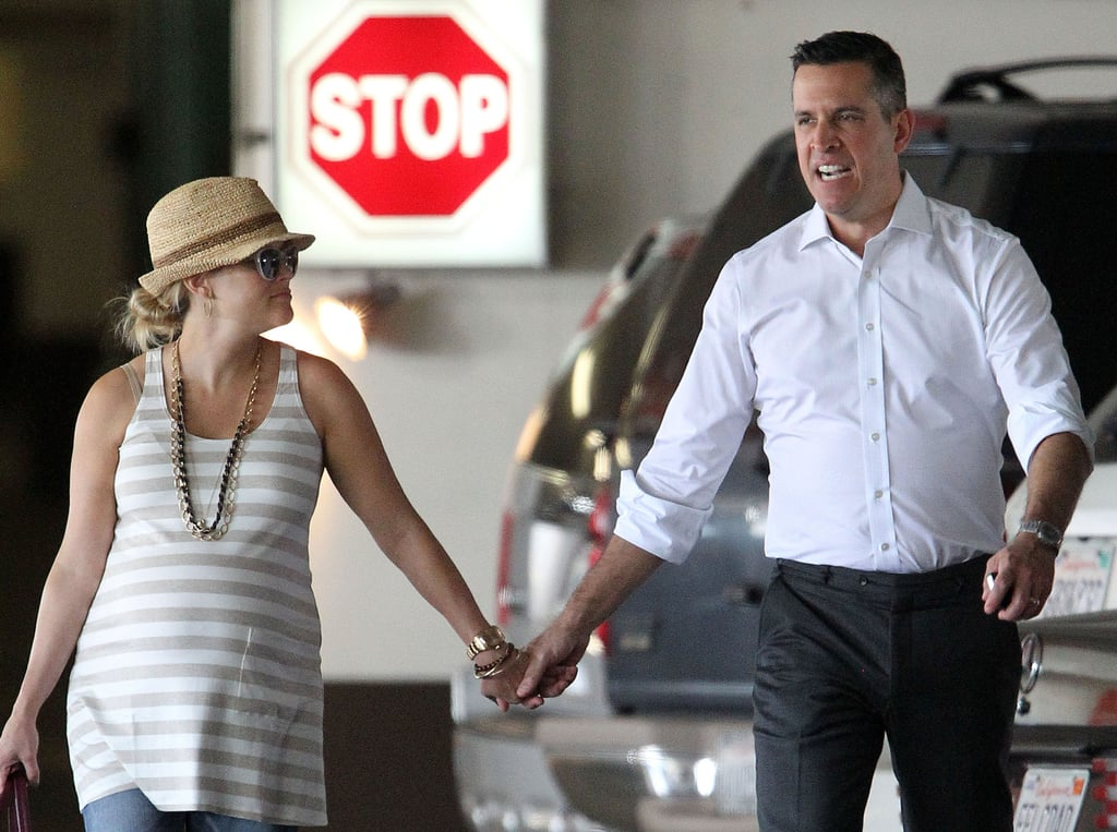 Reese Witherspoon Preps For Baby and Multiple Big-Screen Projects
