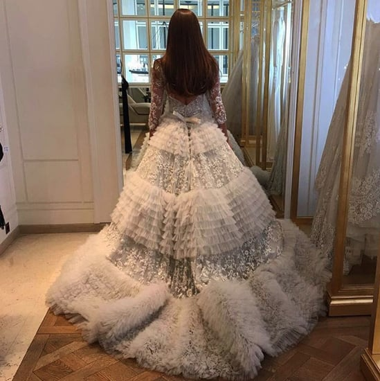 Xenia Deli's Wedding Dress