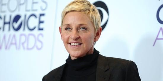 Ellen DeGeneres Is Being Sued Over A Breast Joke