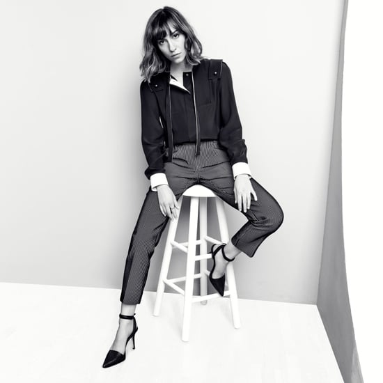 Pictures of Gia Coppola Modelling For Farfetch