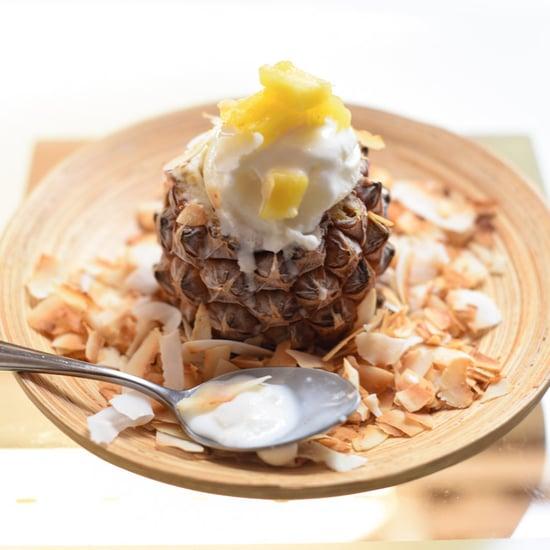 Piña Colada Dessert Recipe