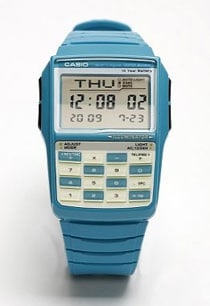 New Geeky Calculator Watch From Urban Outfitters