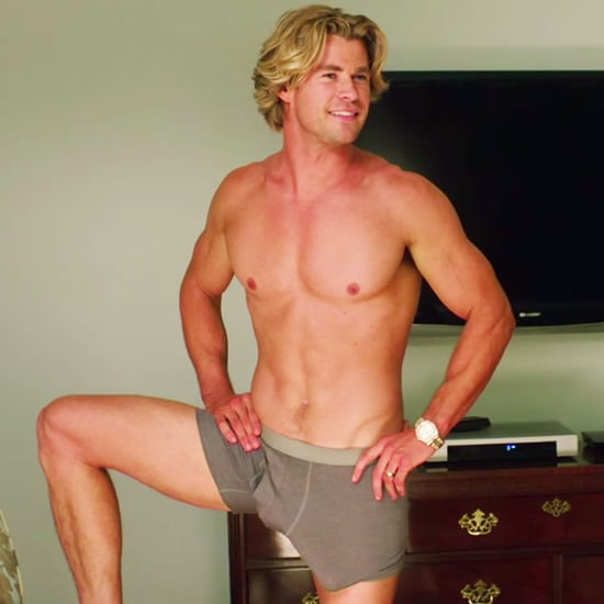 Vacation Trailer: Chris Hemsworth Shows Off His . . . Er, Abs?