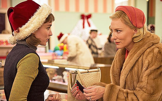 FROM EW: Carol and Spotlight Lead Nominees For the Independent Spirit Awards
