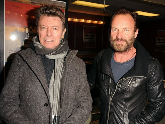 Sting Shares His Love for David Bowie: My Wife Trudie Styler and I Felt He 'Actually Blessed Our Baby'