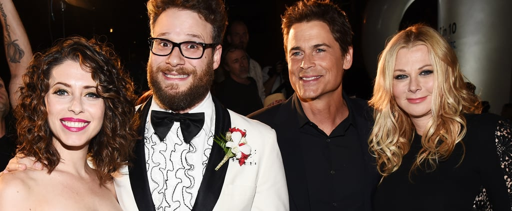 Seth Rogen Throws a Prom Party For His Friends and a Good Cause