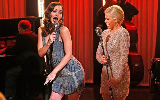 FROM EW: Katharine McPhee and Megan Hilty Reunite for Surprise Smash Duets