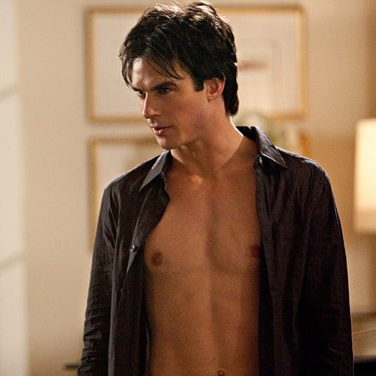 Damon Dancing on The Vampire Diaries GIFs
