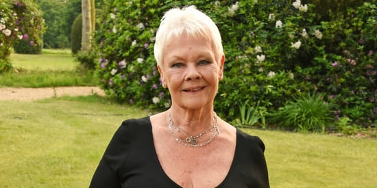 Dame Judi Dench Got A Kick-Ass Tattoo For Her 81st Birthday