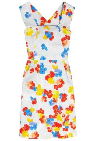Erdem Nell Printed Cotton Dress, $1,490