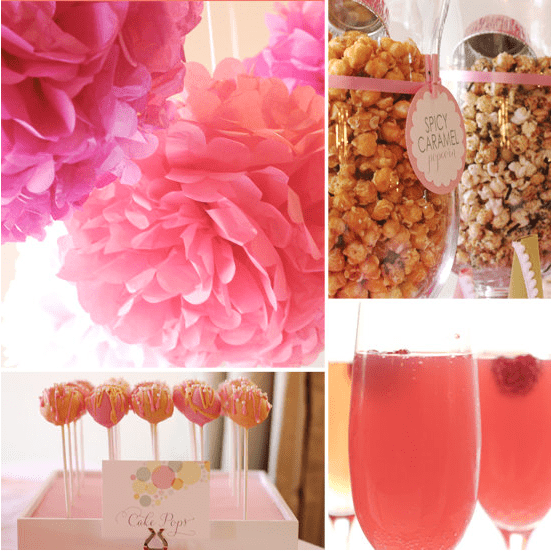 A Ready-to-Pop Baby Shower