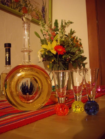 Yummy Link: Tequila Tasting Party