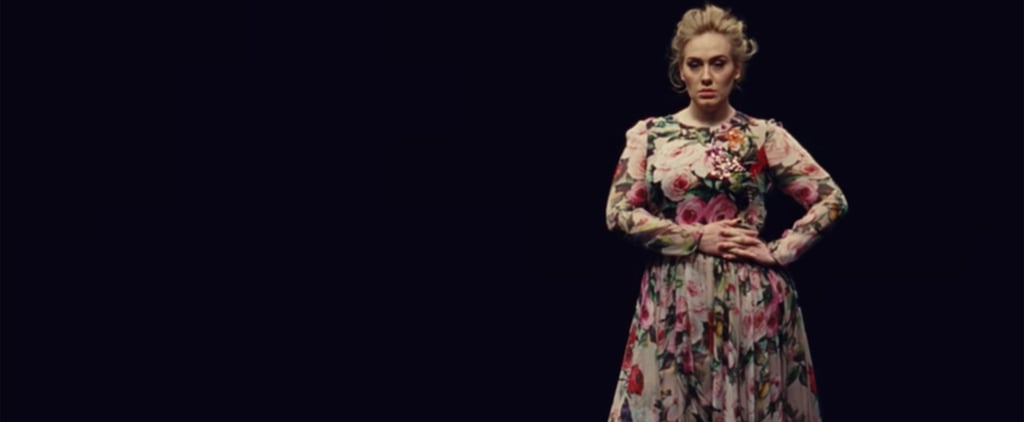 Adele's New Video Is Great, But Let's Talk About That Dress