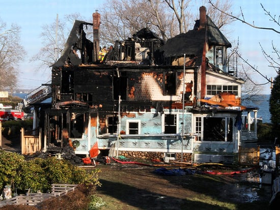 Architect and Contractor in Christmas Day House Fire That Killed 5 Agree to Pay $1.2 Million