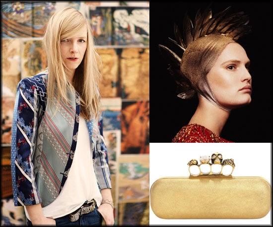 Sugar Shout Out: Sarah Burton Steps Into Alexander McQueen's Shoes