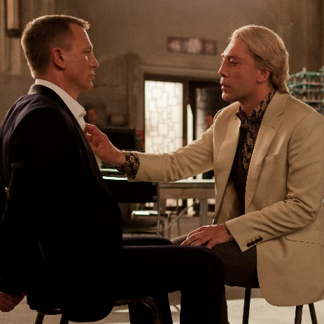 Skyfall Movie Pictures of Javier Bardem