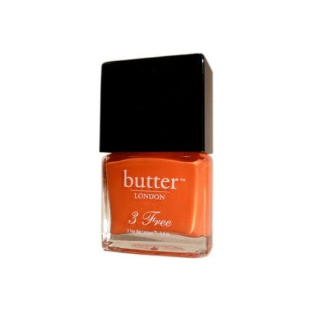 butter LONDON Nail Lacquer in Jaffa ($19.95)