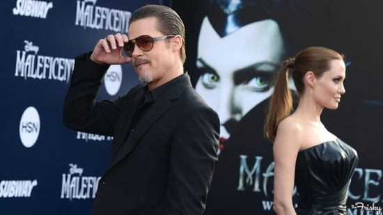 "Brad Pitt Attacked By ""Prankster Journalist"" At ""Maleficent"" Premiere"