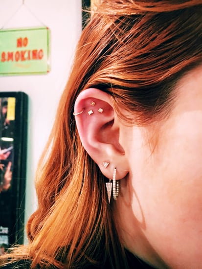 9 Gorgeous Ear-Piercing Combinations To Try Now