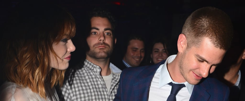 Even Andrew Garfield and Emma Stone's Costars Feel Their Heat