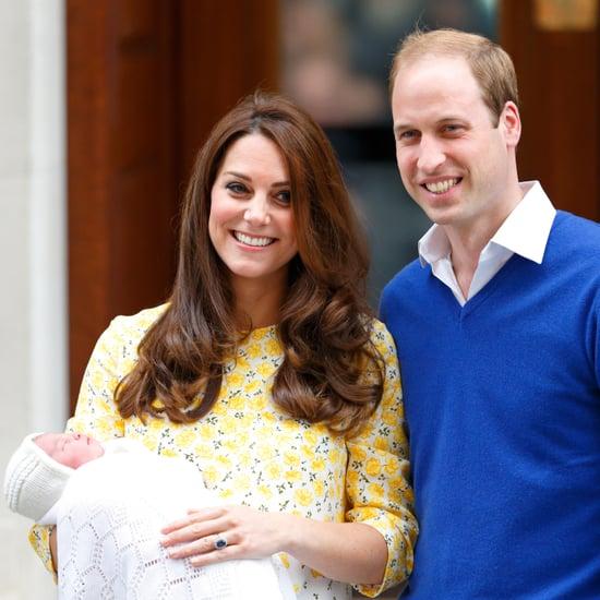 The Royal Baby Name Is Princess Charlotte Elizabeth Diana