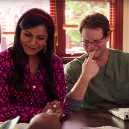 The Mindy Project Season 3 Bloopers