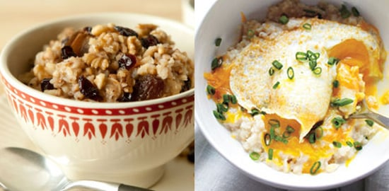 Sweet and Savory Recipes For Breakfast Oatmeal