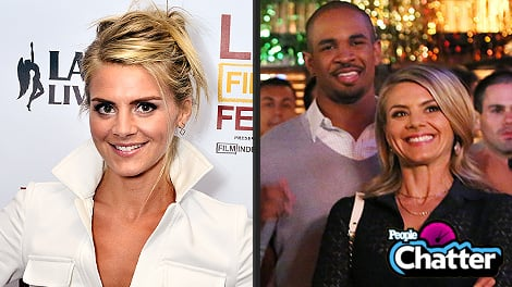 Eliza Coupe Engaged to Darin Olien