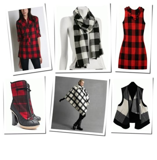 Buffalo Plaid Not Going Anywhere