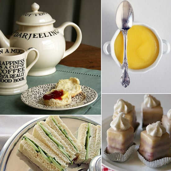 Everything You Need For a Holiday High Tea (Except the Queen)