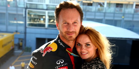 Former Spice Girl Geri Halliwell Is Engaged To Christian Horner