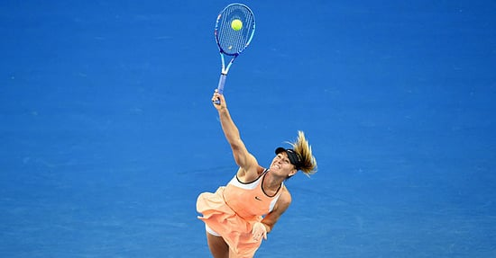 Tennis Star Maria Sharapova Fails Drug Test