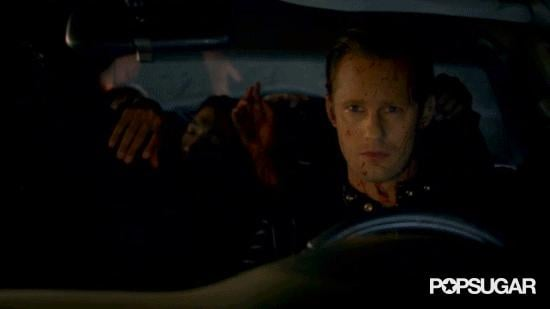 Here's Eric, Just Cruisin' Along With a Bunch of Dead Bodies, Minding His Own Business