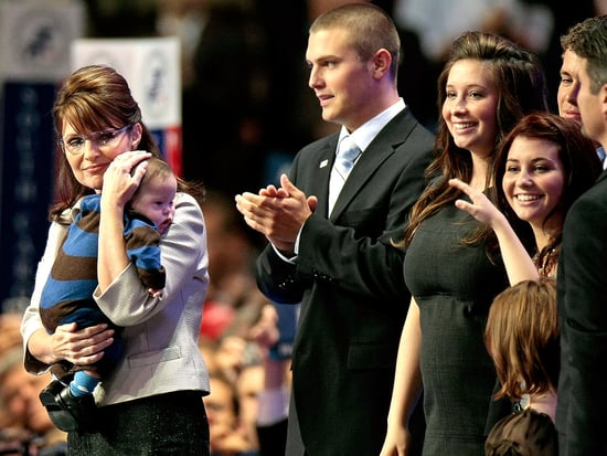 Sarah Palin's Son Track Accepts Plea Agreement in Domestic Violence Case